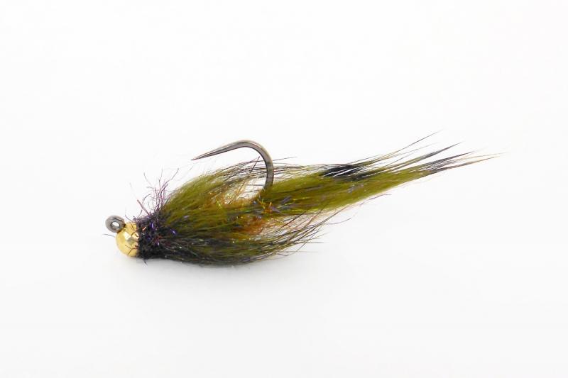 Dragon Nymph Olive