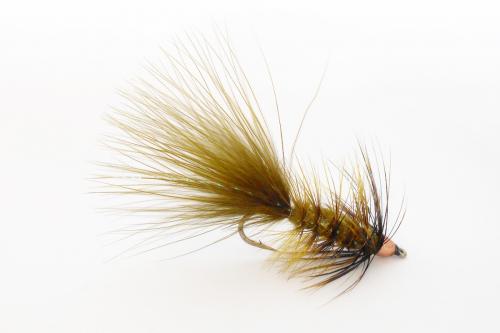 Стример Woolly Bugger(Olive)